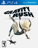 Gravity Rush -- Remastered (PlayStation 4)